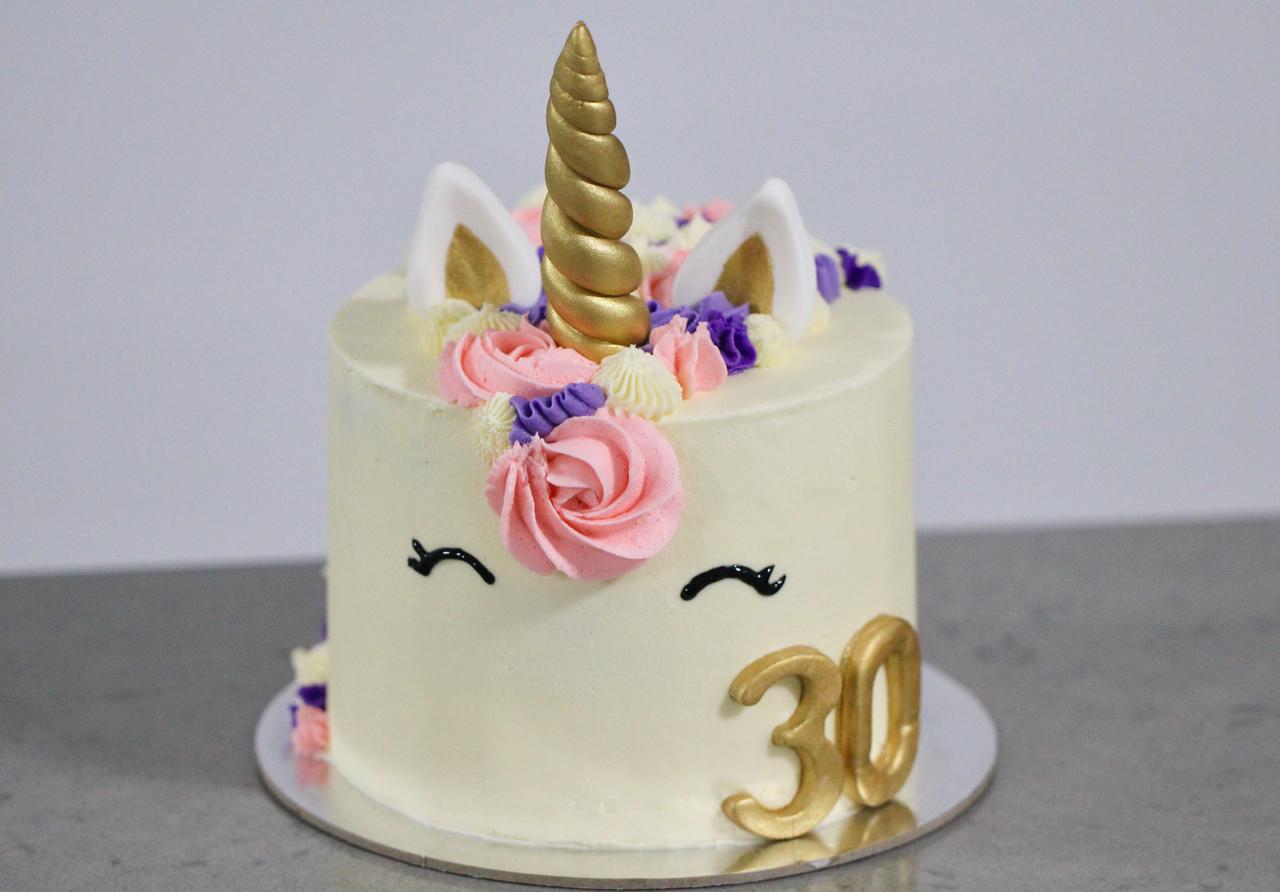 Unicorn Cakes The Baking Angel